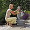 Fontaine Roma gris clair