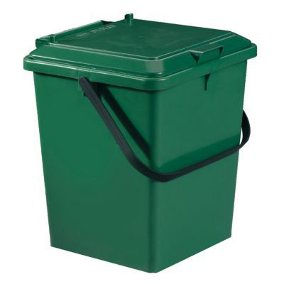 Bio Seau Garantia Vert 8l Castorama