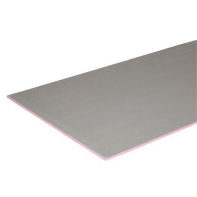 Plaque à carreler hydrofuge Q-Board - 60 x 260 cm  ép.10 mm (vendue à la plaque)