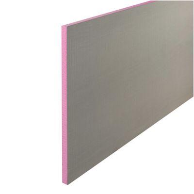 Plaque à carreler hydrofuge Q-Board - 60 x 260 cm  ép.30 mm (vendue à la plaque)