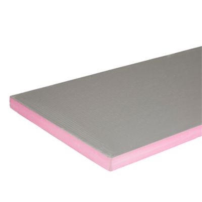 Plaque à carreler hydrofuge Q-Board - 60 x 260 cm  ép.50 mm (vendue à la plaque)