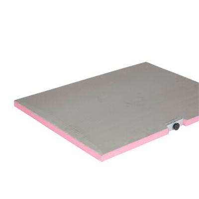 Panneau de baignoire à carreler Q-board - 80 x 60 cm  ép. 30 mm (vendu au panneau)