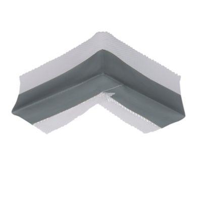 Angle intérieur en caoutchouc imperméable 14x14x6x6cm