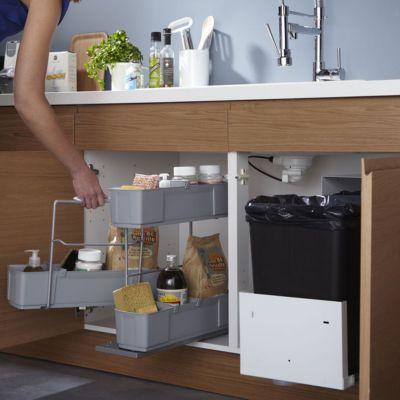 Rangement sous évier Cleaning Agent | Castorama