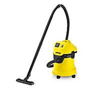 Aspirateur eau et poussière Karcher WD3 P 17L