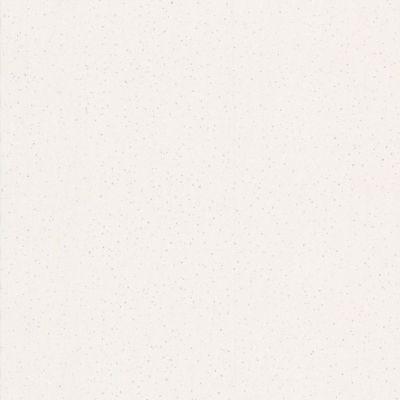 Papier Peint Expanse Lutece Feuille Blanc Paillete Castorama