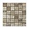 Mosaïque grise vintage 5 x 5 cm
