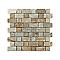 Mosaïque briques 30 x 30 cm Métamorphit