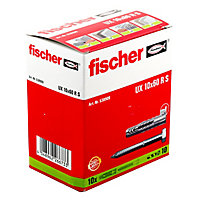 10 chevilles universelles Fischer Ø10x60mm
