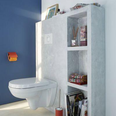 pack wc suspendu villeroy boch direct flush castorama. Black Bedroom Furniture Sets. Home Design Ideas