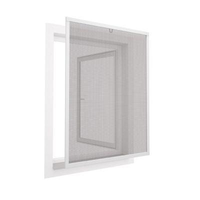 Cadre Moustiquaire De Fenêtre En Alu Blanc 130 X H150 Cm Castorama