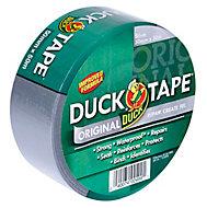 Adhésif de réparation Duck Tape argent, 50mm x 50m