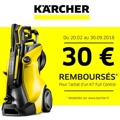 nettoyeur haute pression karcher k7 premium full. Black Bedroom Furniture Sets. Home Design Ideas