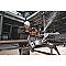 Scie à onglet radiale AEG Pro18V 254 mm (sans batterie)