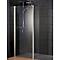 Paroi Freestyle II Transparente 90 + 30 cm