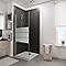 Porte de douche pivotante dépoli light 80 cm NewStyle