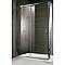 Porte coulissante transparente 120 cm Imperiale