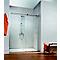 Porte de douche coulissante Masterclass transparente 160 cm