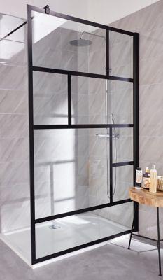 paroi de douche atelier castorama