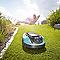 Tondeuse robot sur batterie Gardena R45 Li 17cm 18v