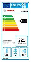 Réfrigérateur intégrable Bosch KIL24V21FF