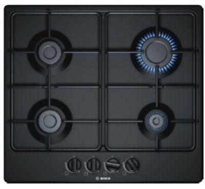 Plaque de cuisson au gaz Bosch PGP6B6B 4 foyers