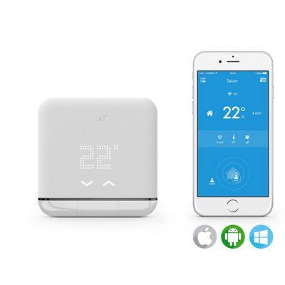 thermostat tado pour climatiseur castorama. Black Bedroom Furniture Sets. Home Design Ideas