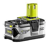 Batterie lithium-Ion Ryobi ONE+ 18V - 4Ah