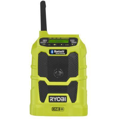 Radio de chantier RYOBI One+ R18R (sans batterie)