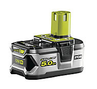Batterie lithium-Ion Ryobi One+ 18V - 5Ah