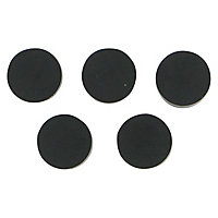 5 clapets pleins 13 x 5 mm