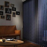5 lamelles pour store californien Madeco Luxe anthracite 280 cm