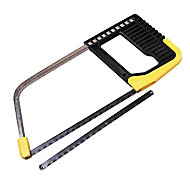 5 lames de scie junior Stanley 150 mm