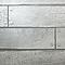 Papier peint papier sur papier LUTECE Planche bois beige métal