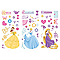 Petits stickers Princesses
