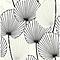 Papier peint sur intissé Elle Joy blanc