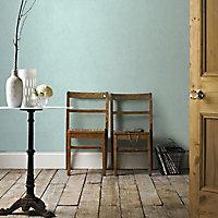 Papier peint intissé Graham & Brown Tranquil bleu