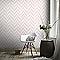 Papier peint vinyle sur intissé Italie rose