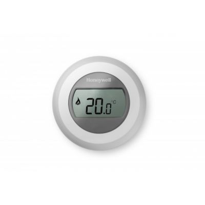 thermostat rond sans fil honeywell castorama. Black Bedroom Furniture Sets. Home Design Ideas