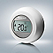 Thermostat rond sans fil HONEYWELL