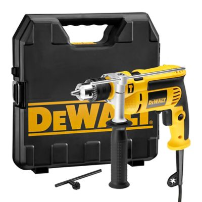 Perceuse à percussion Dewalt DWD024K 700W