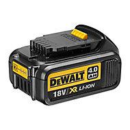 Batterie lithium-Ion DeWalt 18V - 4Ah