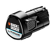 Batterie lithium-Ion Black & Decker 10V - 1.5Ah