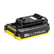 Batterie lithium-Ion Stanley Fatmax 18V - 2AH