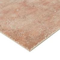 Carrelage extérieur terracotta 33 x 33 cm
