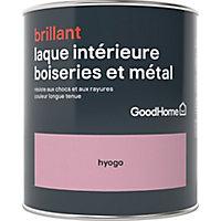 Laque boiseries et métal GoodHome Hyogo Brillant 0,75L