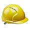 Casque de sécurité SITE 3101 Jaune