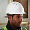 Casque de sécurité SITE 3101 Blanc