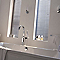 Store vénitien vinyle COLOURS Concordi gris 80 x 180 cm