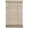 Store vénitien bois COLOURS Marco blanchi 140 x 250 cm